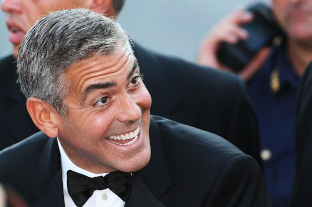 George Clooney starred in the Coen brothers' Burn After Reading