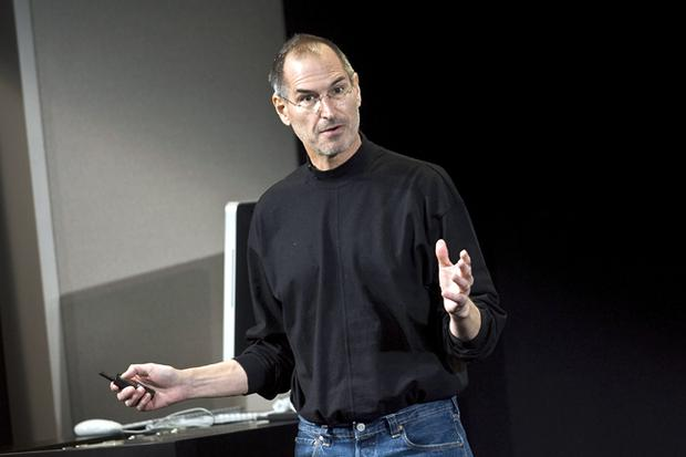 Apple's chief executive, Steve Jobs