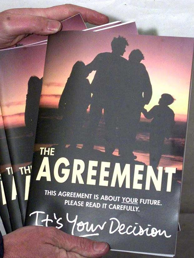 The Good Friday Agreement of 1998