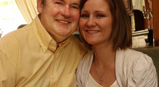 Jim Reid married Charlene, who is 26 years his junior, after they met while working in a care home.