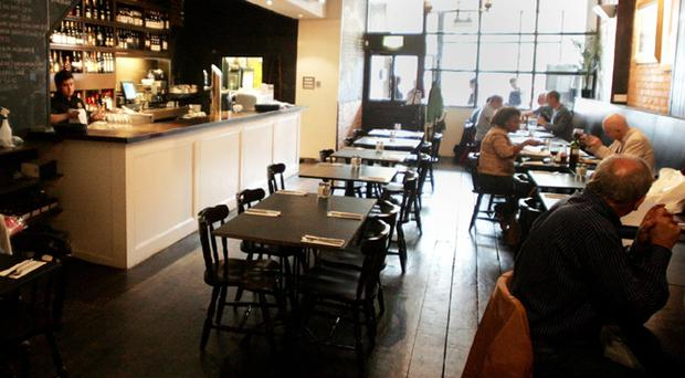 The Mourne Seafood Bar in Belfast