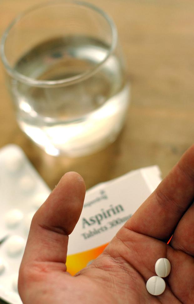 People of a certain age can enjoy life-saving benefits from taking a simple, cheap medication: aspirin.