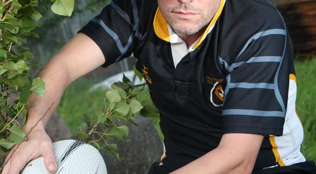 Sean McEvoy is barista in Belfast and a member of the newly formed gay rugby team, the Ulster Titans.