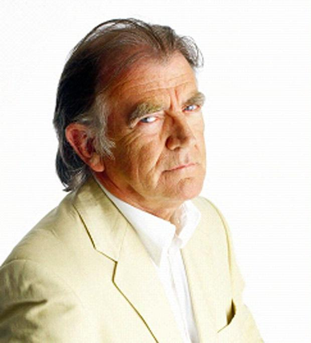 BBC Radio Ulster presenter Gerry Anderson