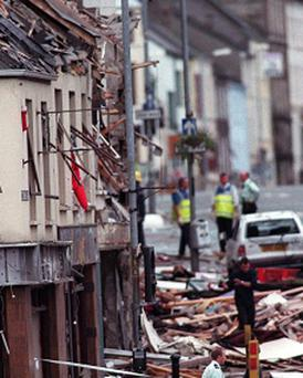 29 people and unborn twins were murdered in the Omagh bombing of 1998