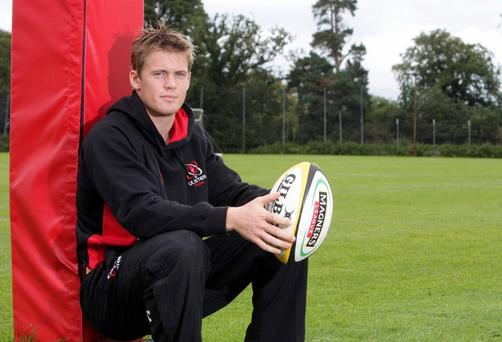 Ulster out-half Niall O'Connor is in relaxed mood ahead of tonight's Magners League clash agaisnt the Newport Gwent Dragons at Ravenhill