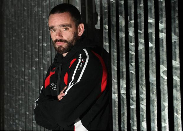 Ryan McMenamin is an enthusiastic supporter of Tyrone's no-shaving policy