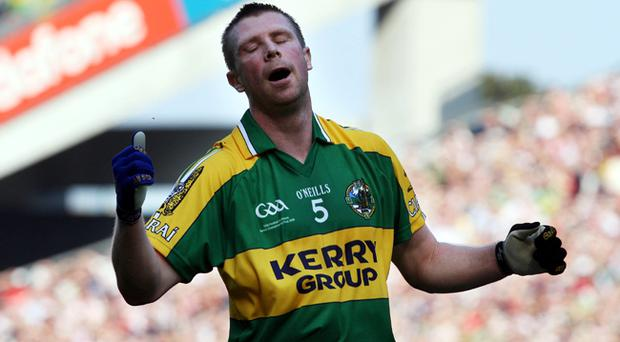 Tomás O'Sé won five All-Ireland titles with Kerry