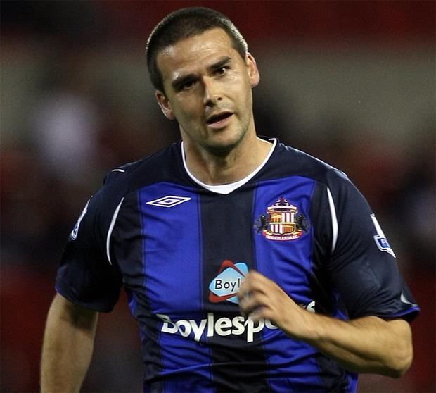 David Healy is hoping to start for Sunderland in the Carling Cup tonight