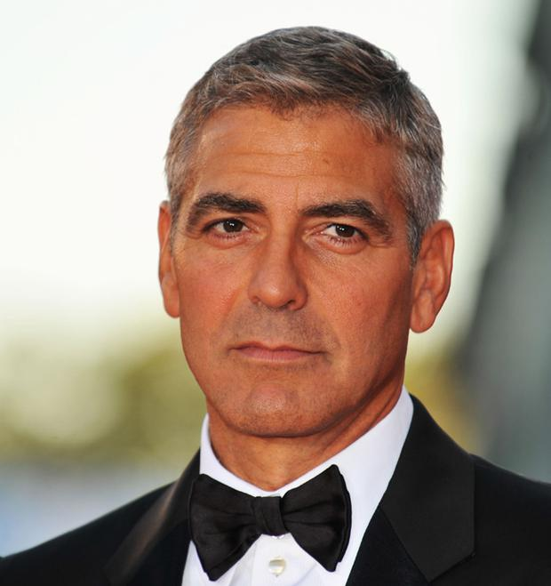 "The producers of ER have claimed that they are ""optimistic"" about persuading George Clooney's character, Dr Doug Ross, to return to Chicago's County General"