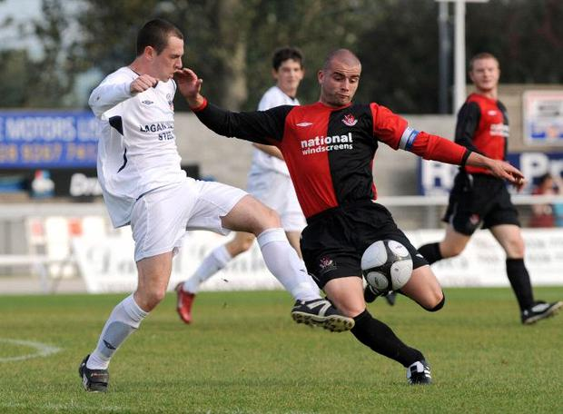 Crusaders skipper Colin Coates says his side have the power and pace to keep breathing down the necks of Linfield and Glentoran