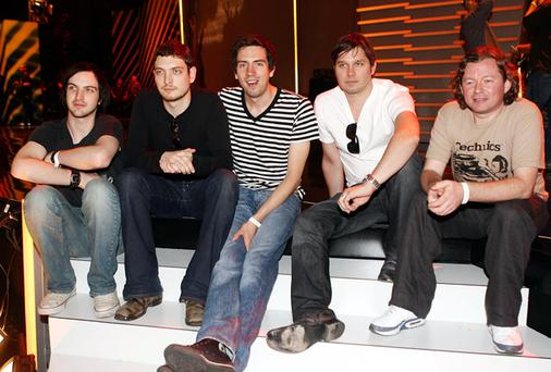 Snow Patrol are to play the Empire Bar in Belfast