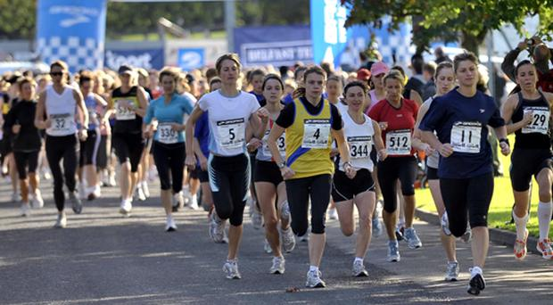 The Belfast Telegraph sponsored Runher 8k