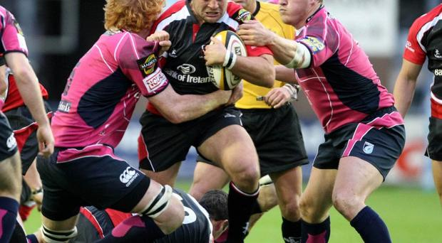 Rory Best believes Ulster have nothing to fear against Stade Francais at Ravenhill on Saturday