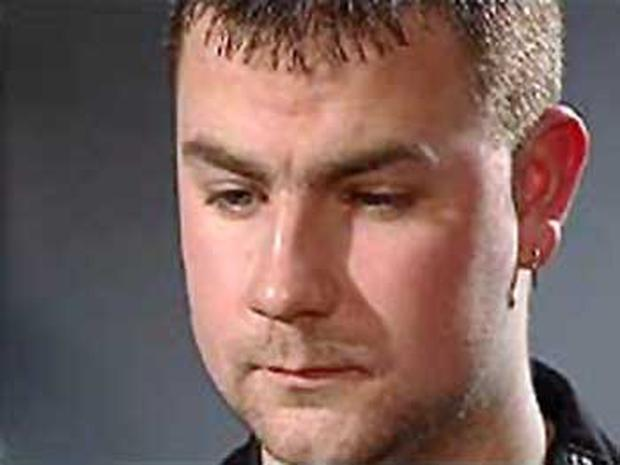 Chris Ward was interviewed on BBC's Spotlight programme. He described how he had been held captive in the run-up to the raid and said he was completely innocent