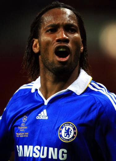 premium selection 511fd 58a1e Drogba hints at change of Chelsea heart