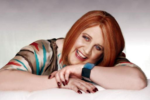 Peter Kay in the guise of Ulster transsexual Geraldine