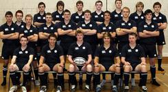 The Methodist College Schools Cup team