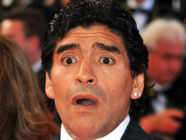 We can't believe it either ... Maradona is to manage Argentina