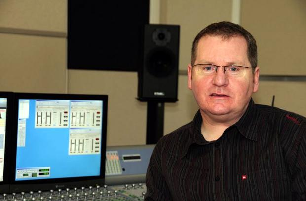 Dermot Lavery, Producer/Director, Doubleband Films