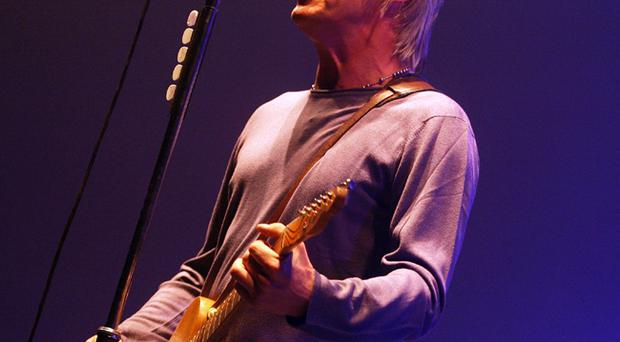Paul Weller at Belfast's Odyssey