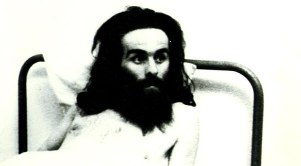 Sinn Fein MLA Raymond McCartney, who spent 53 days on IRA hunger strike.