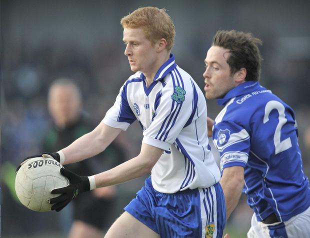 Scoring ace Collie Devlin can have a big input into Ballinderry's bid to land the AIB Ulster Club football title on Sunday week