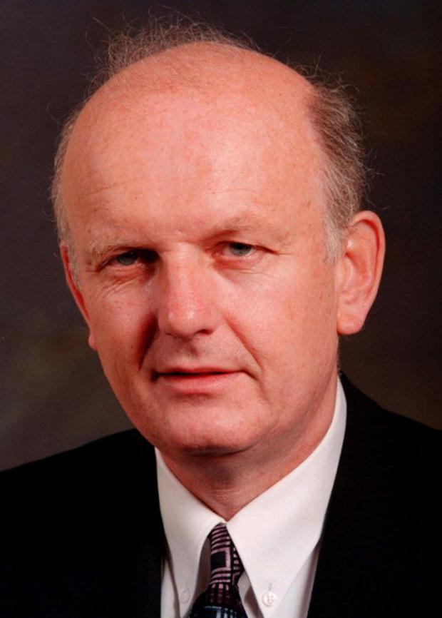 Michael McGimpsey Northern Ireland Assembly member Ulster Unionist, South Belfast