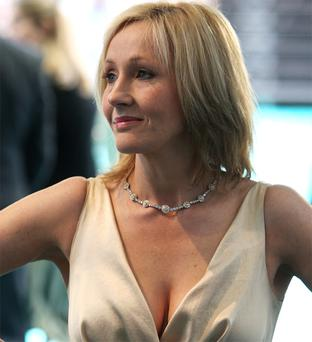 JK Rowling's new book will raise funds for charity