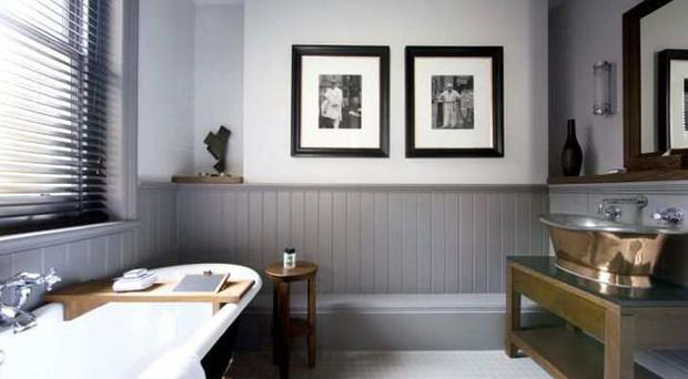 Meat and greet: the Fox & Anchor has luxurious rooms above a traditional London pub serving fabulous food