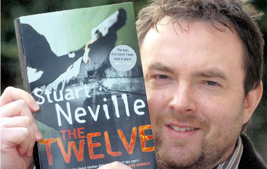 Book deal: Stuart Neville