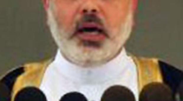 Ismail Haniyeh: a trebly beleaguered figure