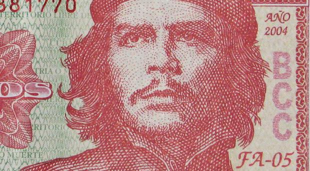 Che Guevara's image has appeared on everything from bank notes to t-shirts