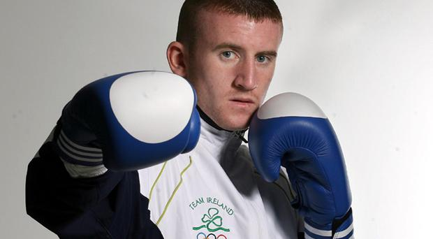 Paddy Barnes, from Belfast, was bronze medallist at the Olympics