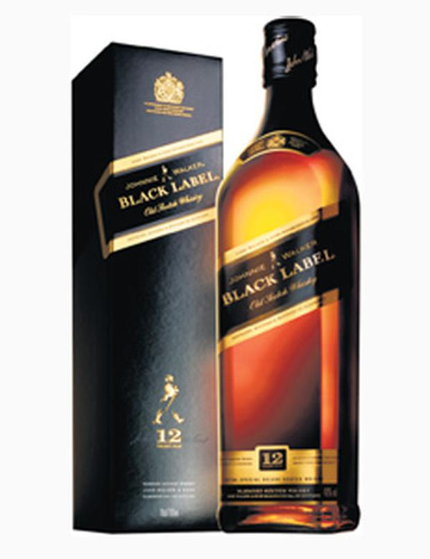 <b>Johnnie Walker Black Label</b><br/> Perfectly rounded, deep and full, this is the blended Scotch most admired by blenders. If I had to take only one whisky to a desert island, it would probably be this one.<br/> 40 per cent ABV<br/> <b>Price:</b> £20.45 - www.anybooze.com