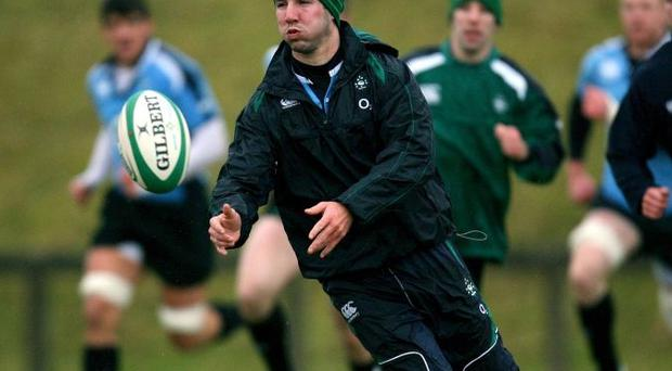 Paddy Wallace can shine for Ireland during this season's Six Nations Championship