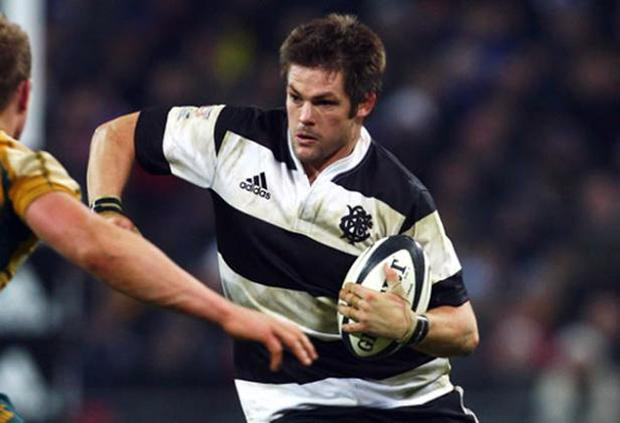 <b>1. Richie McCaw</b><br/> <b>Age:</b> 28 <b>Position:</b> Flanker <b>Franchise:</b> Crusaders <b>Country:</b> New Zealand<br/> He's big enough to take the boshes and the bashes around the breakdown, lithe and quick and skilful enough, of course, to link with any of the thousand sets of breathtaking backs the men in black might care to put out. The world's best? We reckon so