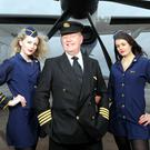 Julian Simmons as part of UTV programme Come Fly with Julian