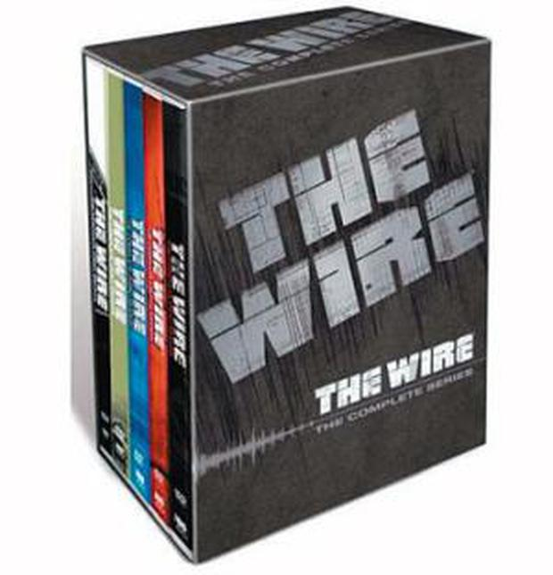 <b>The Wire: the Complete Series</b><br/> Virtually every TV critic in the country has described it as the greatest TV show ever made, and combined with the fact that it was shown here on the relatively obscure FX channel, it's hardly surprising that The Wire has really taken off on DVD. Over five series, the show takes you through the inner workings of Baltimore, and its wide scope ranges from the detectives in the homicide department to the drug dealers on the corners. If you haven't yet succumbed to the hype then do so - you are in for a treat.<br/> <b>How much:</b> £124.99