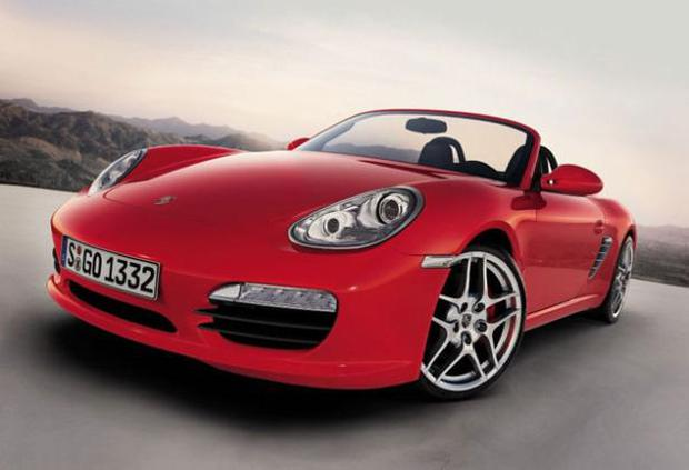 Desirable: the Boxster is a big step forward, and you won't miss the four wheel drive