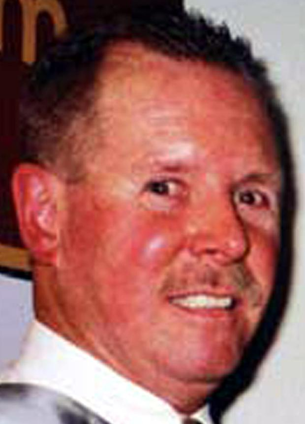 Murdered PSNI officer Stephen Carroll