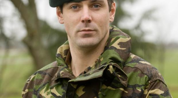 1st Battalion The Royal Irish Regiment Operational Honours.....Captain Graham Rainey, Military Cross.