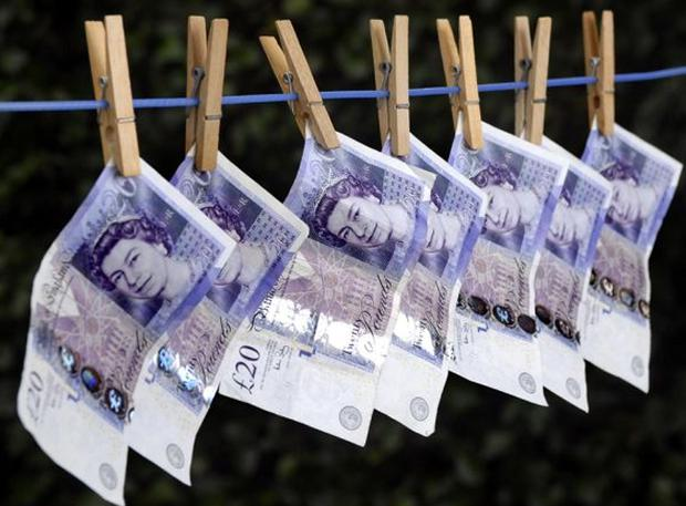 Quantitative easing has been likened to printing money