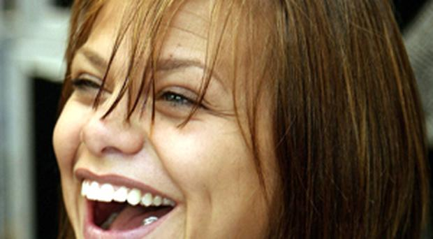 Jade Goody, who died March 22, 2009
