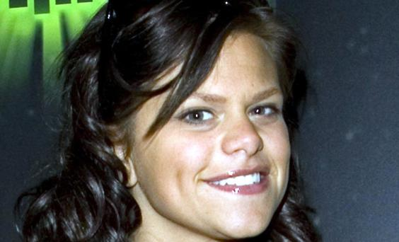 Jade Goody, a picture tribute