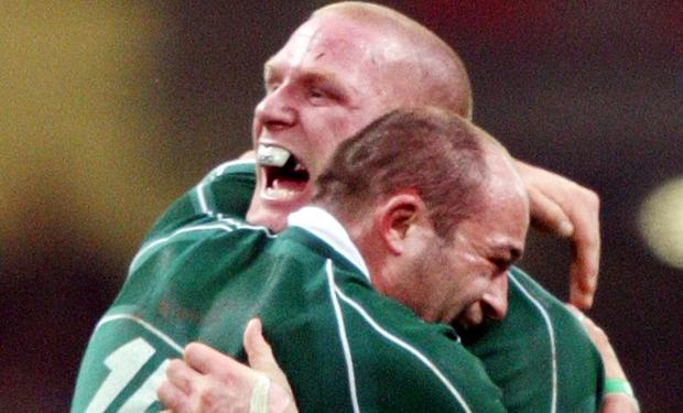 Ireland's glorious Grand Slam: in pictures