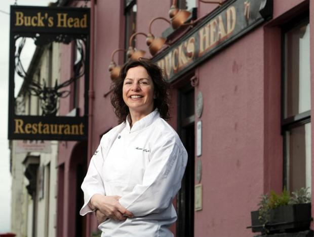 Serving Up Taste of the Sea: Chef Alison Crothers at the Buck's Head