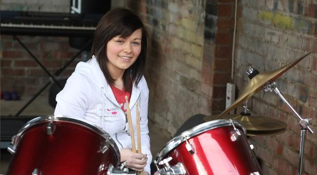 Jessica Hammond is through to the final stages of the Disney Channel's My Camp Rock