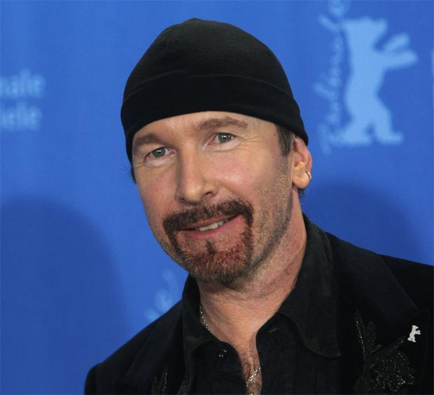 U2 guitarist The Edge has been labelled an environmental hypocrite over his plans to develop five mansions on a hillside overlooking the Pacific Ocean