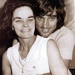 George Best and his mother Annie